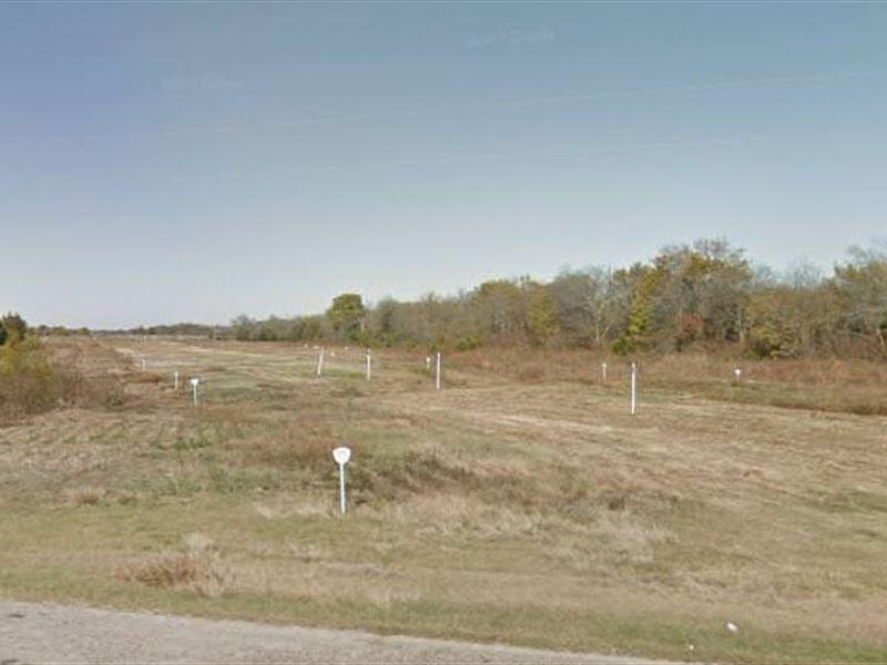 Lamar County, Tx $20,000 Neg : Brookston : Lamar County : Texas