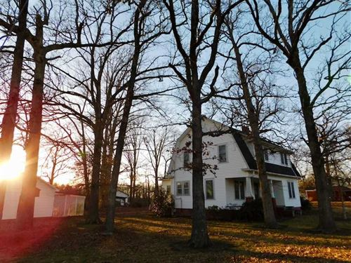 .47 Acre Lot With House For Sale : Graham : Alamance County : North Carolina