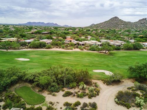 Boulders Golf Course Home Auction : Scottsdale : Maricopa County : Arizona