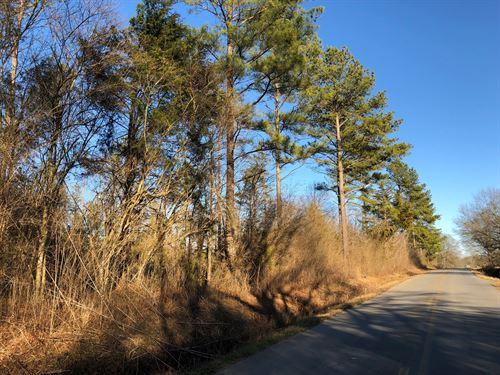 Western 15.325 +/- Ac, Polk Co : Cedartown : Polk County : Georgia