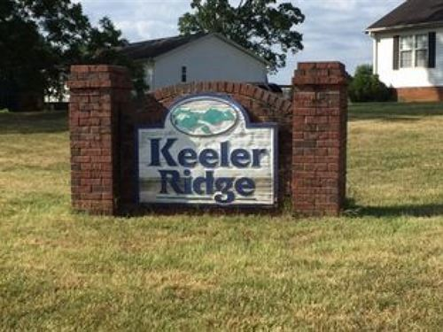 Mobile Home Lot, Keeler Ridge : Travelers Rest : Greenville County : South Carolina