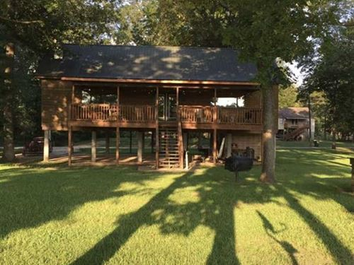 1900 Sq, Ft.Waterfront Home lo : Eutaw : Greene County : Alabama