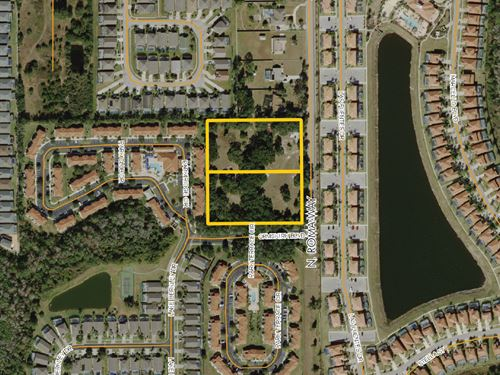 Kissimmee Infill Property : Kissimmee : Osceola County : Florida