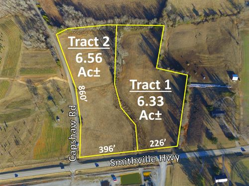 12 Ac In 2 Tracts On Smithville Hwy : Smithville : Warren County : Tennessee