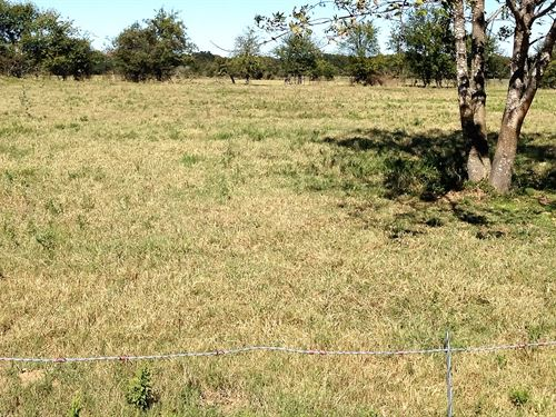 South Dallas Country Home 8 Ac : Kemp : Henderson County : Texas