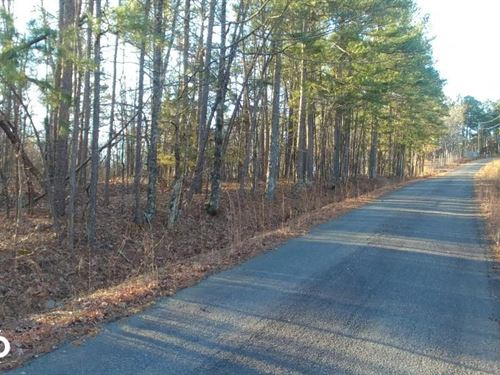 Residential And Hunting Land Close : Bigelow : Perry County : Arkansas