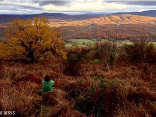 What A View : Romney : Hampshire County : West Virginia