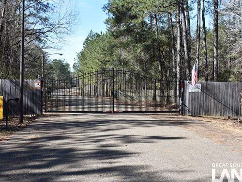 66-085C Shadow Creek Lot 81 : Camden : Wilcox County : Alabama