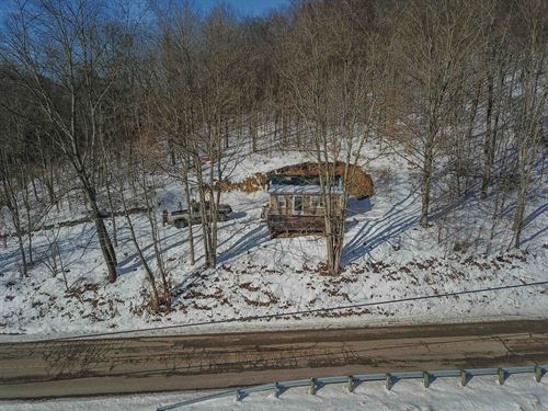 Freedom Rd - 7 Acres : Kimbolton : Guernsey County : Ohio