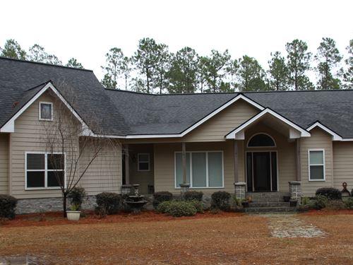 Parham Place : Swainsboro : Emanuel County : Georgia