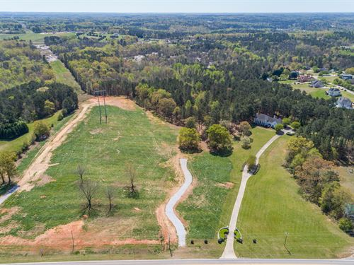 15.21 Open & Wooded Acres In Walton : Loganville : Walton County : Georgia