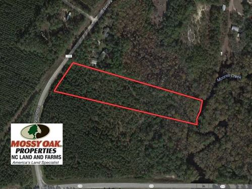 Reduced, 3.7 Acres of Residential : Currie : Pender County : North Carolina