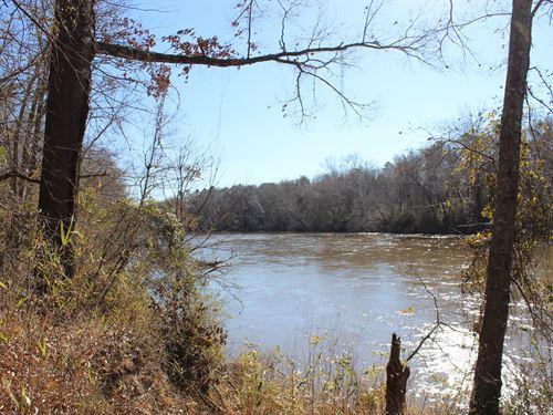 Ocmulgee Riverfront Acreage : Gray : Jones County : Georgia
