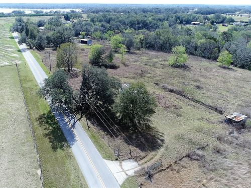 6 Acre Homesite Land- No Hoas : Polk City : Polk County : Florida