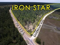 16.3 Ac Tract 15 Iron Star : Huntsville : Walker County : Texas