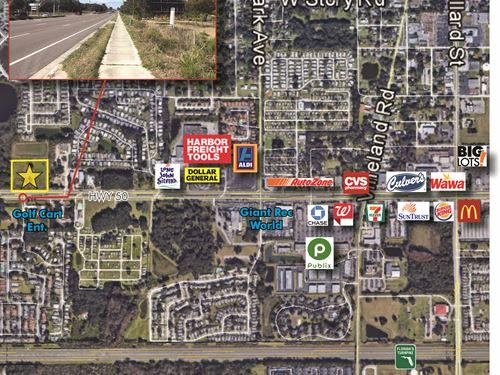 Winter Garden Commercial - 4.65 Ac : Winter Garden : Orange County : Florida