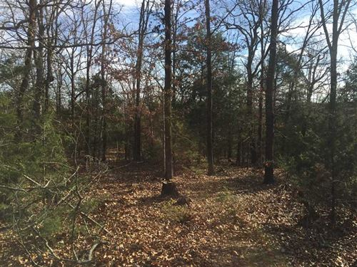 Beautiful 3.40 ac Lot in Cranford : Rose Bud : White County : Arkansas