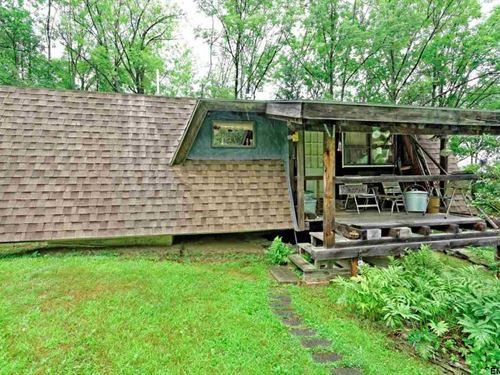 Camp Bradt Hollow - Catskils Area : Berne : Albany County : New York
