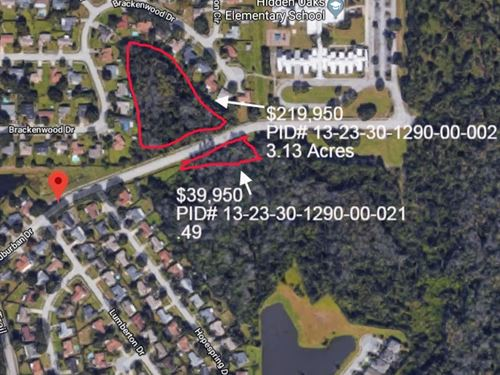 Acreage For Residential Development : Orlando : Orange County : Florida