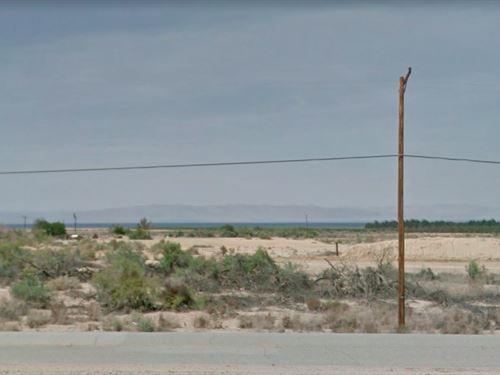 .82 Acres In Brawley, CA : Brawley : Imperial County : California