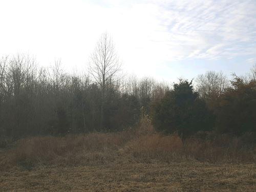 Ginn Rd - 5.78 Acres : New Richmond : Clermont County : Ohio