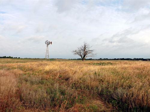 Building Site - Hobby Farm : Enid : Garfield County : Oklahoma