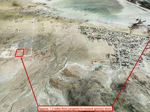 California Land Near Trona : Trona : Inyo County : California