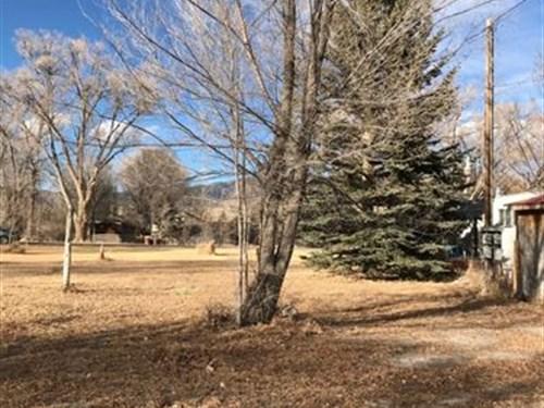5138859, Affordable Building Lot : Saguache : Colorado