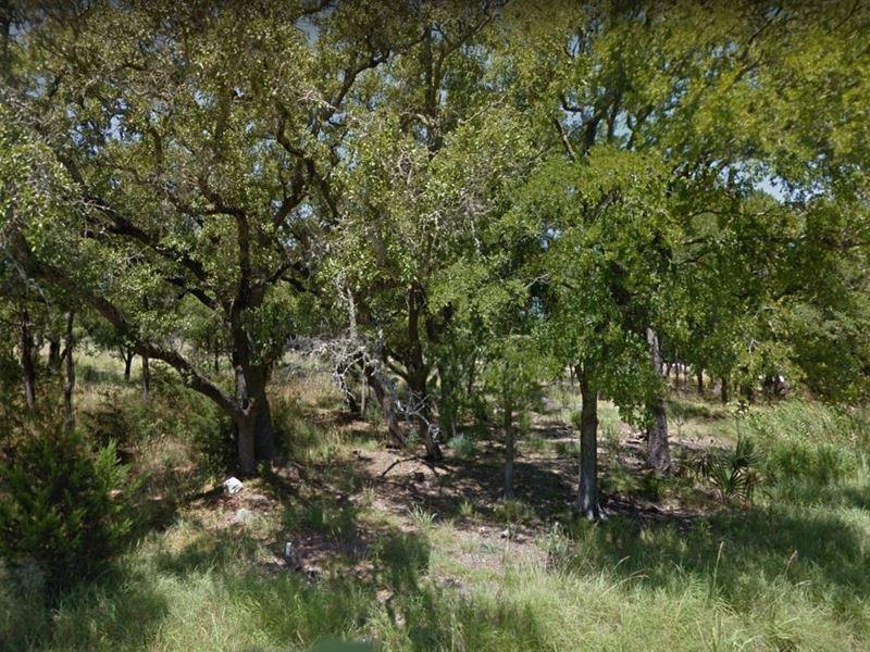.16 Acres In Horseshoe Bay, TX : Horseshoe Bay : Llano County : Texas