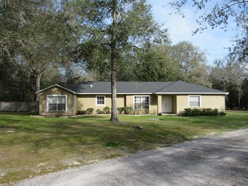 Awesome Country Home : Spring Hill : Pasco County : Florida
