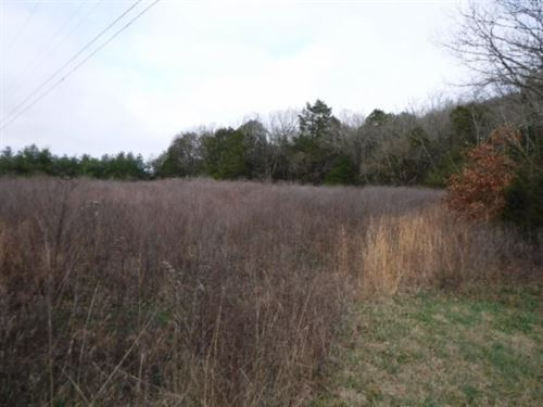 10.16Ac Lake & Mtn Views : Granville : Jackson County : Tennessee