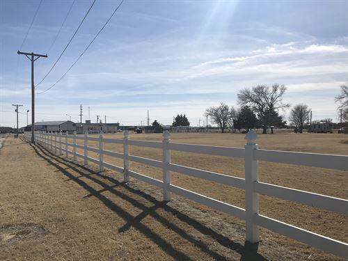 5 Acres, Vine St In Hays : Hays : Ellis County : Kansas