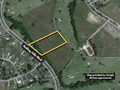 Land. Approx 3Ac Lot. Taxes Appr : Montgomery : Alabama