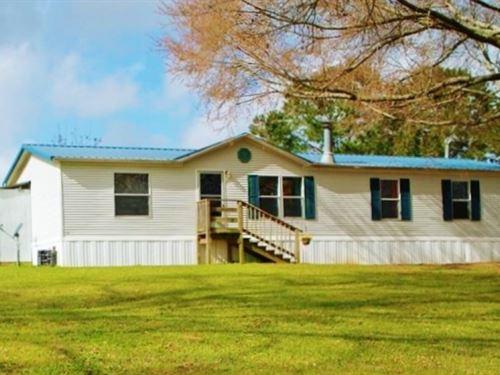 Home With 8 Acres, Inground Pool &a : Kentwood : Tangipahoa Parish : Louisiana