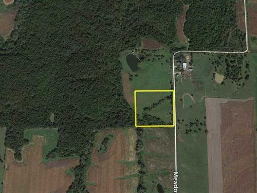 10 Acres M/L Land For Sale in Clar : Osceola : Clarke County : Iowa