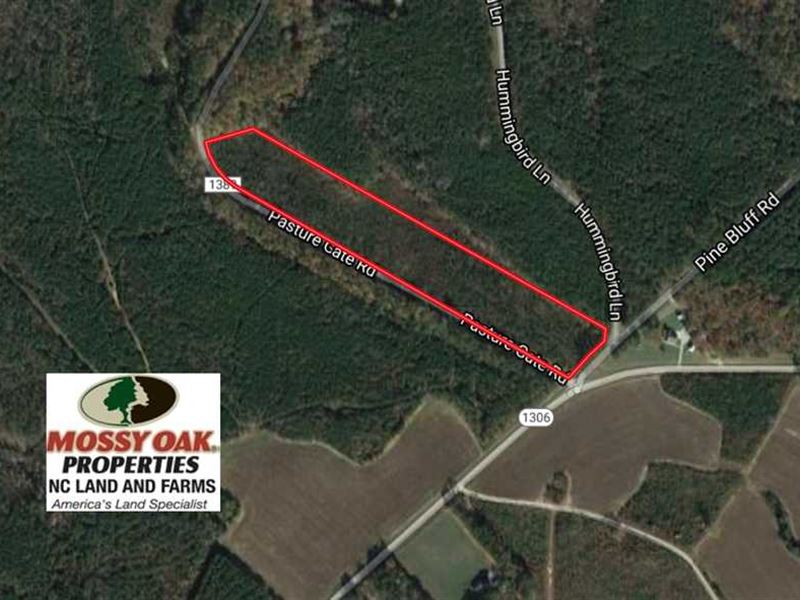 Under Contract, 13.79 Acres of Ti : Macon : Warren County : North Carolina