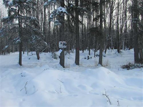 Perfect Building Lot 1.4 Acres Wit : Nikiski : Kenai Peninsula Borough : Alaska