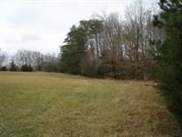 Bucolic Farming Area : Pamplin : Charlotte County : Virginia
