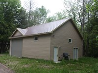 Cabin On The Beautiful Pike Lake : Fifield : Price County : Wisconsin