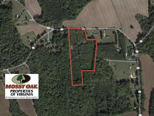 Under Contract, 10 Acres of Hunti : Hustle : Essex County : Virginia