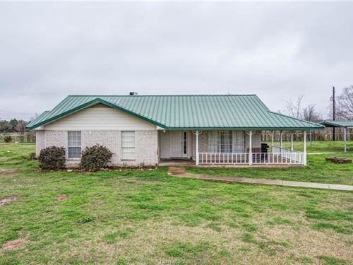 Horse Property On 15 Acres In Bryan : Bryan : Brazos County : Texas