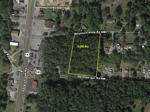Hershberger Road Acreage : Roanoke : Roanoke City County : Virginia