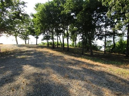 Beautiful Lake Lot With Trees : Sawyer : Choctaw County : Oklahoma