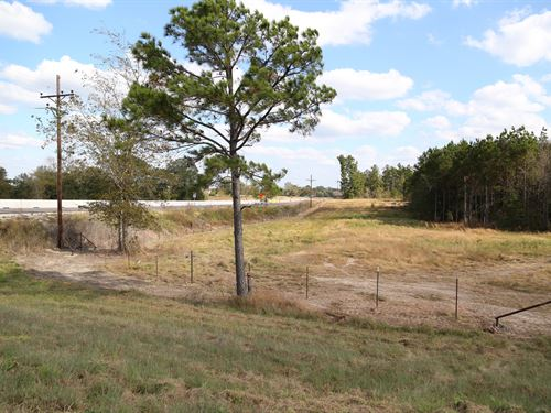 6.5 Acres Tract 5 Dawson Hill : Huntsville : Walker County : Texas