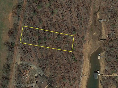 Perry Circle Lakefront Lot : Townville : Anderson County : South Carolina