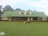 Rustic Home With Acreage in Terry : Terry : Hinds County : Mississippi