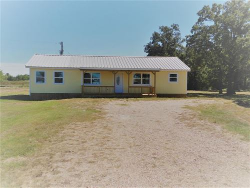 9.34 Acres And House In Bedias : Bedias : Grimes County : Texas
