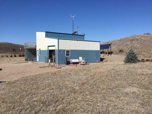 Calamus Cabin And Acreage : Burwell : Loup County : Nebraska