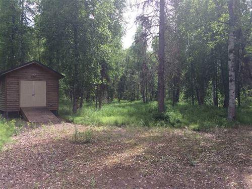 1.01 Acres - Vacant Recreational : Willow : Matanuska-Susitna Borough : Alaska