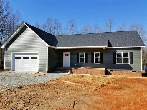 New Home With 8.83 Acres - Powhatan : Powhatan : Hanover County : Virginia